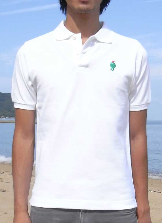 GG-02-025-Simple-Polo-White---Body-Shot